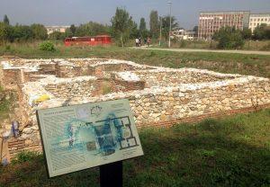 Arheološke iskopine na Gradskom polju