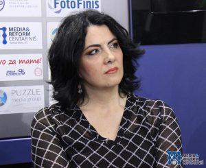 Dragana Sotirovski, novinarka RTS-a