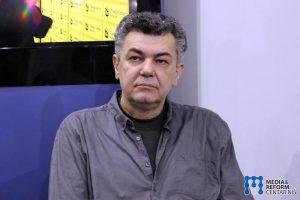 Vladeta Radović, profesor Filozofskog fakulteta u Nišu
