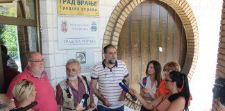 Medijska udruženja podržala Vranjske i OK radio