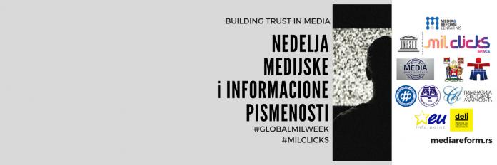 Nedelja medijske i informacione pismenosti