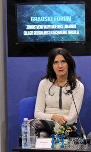 Ivana Vračkić; foto: MRCN/ N.S.