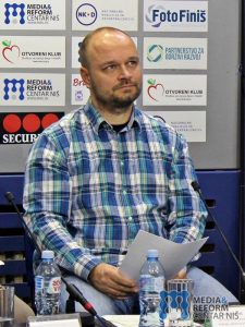 Srđan Nonić, Dosta je bilo; foto: MRCN/ N.S.