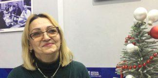 """Ana Saćipović, Udruženje Romkinja """"Osvit"""", foto: MRCN/printscreen"""