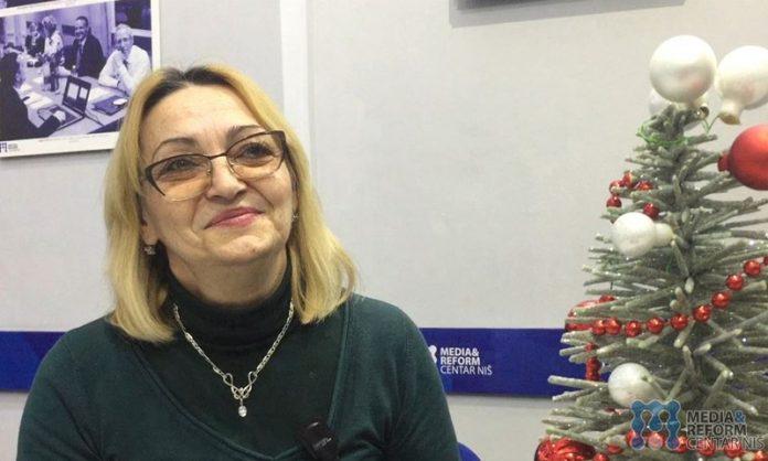 Ana Saćipović, Udruženje Romkinja