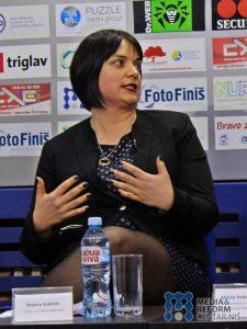 Bojana Subašić, Centar za razvoj liderstva; foto: MRCN/ N.S.