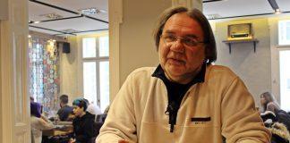 Nenad Tančić Tanča, jedan od osnivača Fast radija; foto: MRCN/ B.R.