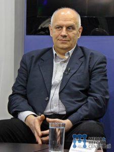 Saša Miljković, počasni konzularni predstavnik Francuske u Nišu; foto: MRCN/N.S.