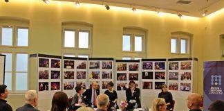 """Gradski forum """"Srbija i Francuska - stari prijatelji za bolju budućnost"""", foto:MRCN/N.S."""
