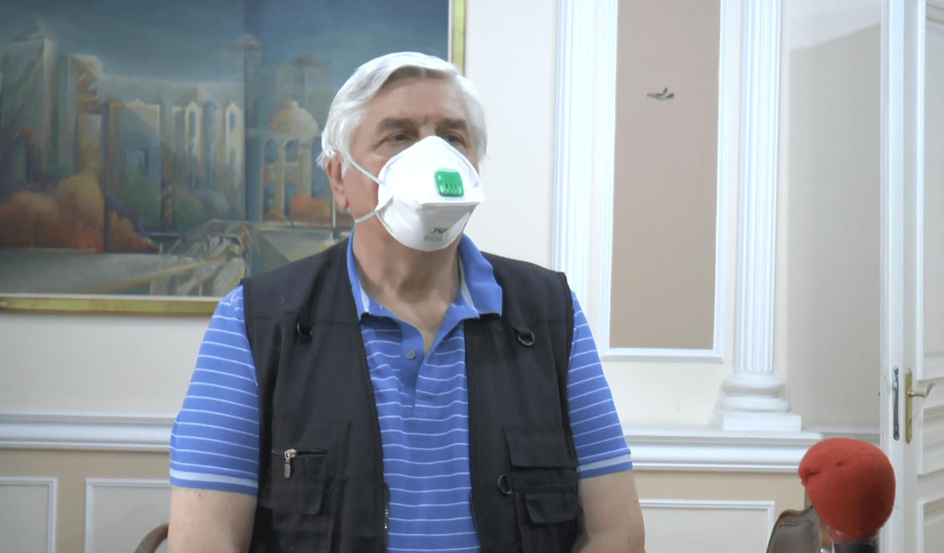 Prof. dr Tiodorović: Moramo naučiti da živimo sa virusom, jer će još dugo  biti tu -